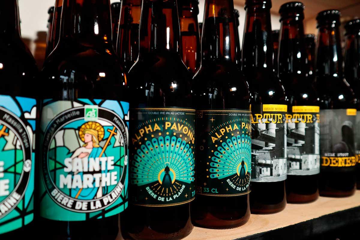 levures brasserie bières marseille