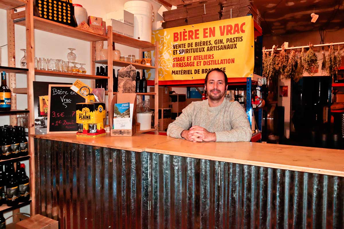 boutique bière de la plaine marseille