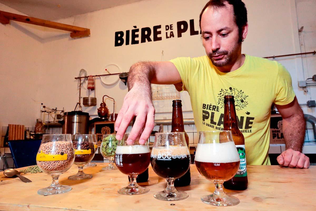 brassage et initiation dégustation bière