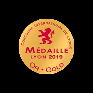 Concours International Lyon - Médaille Or 2019
