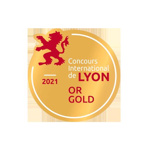 Concours International Lyon - Médaille Or 2021
