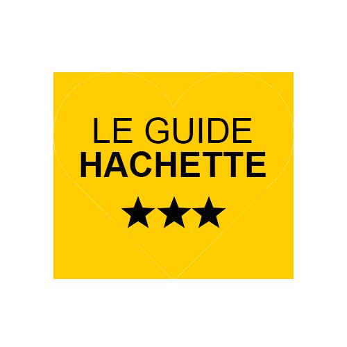Coup de coeur 3 étoiles Guide Hachette des bières