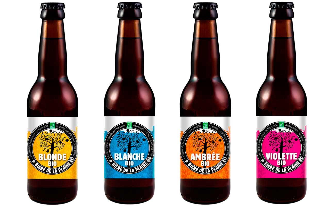 gamme classique biere de la plaine