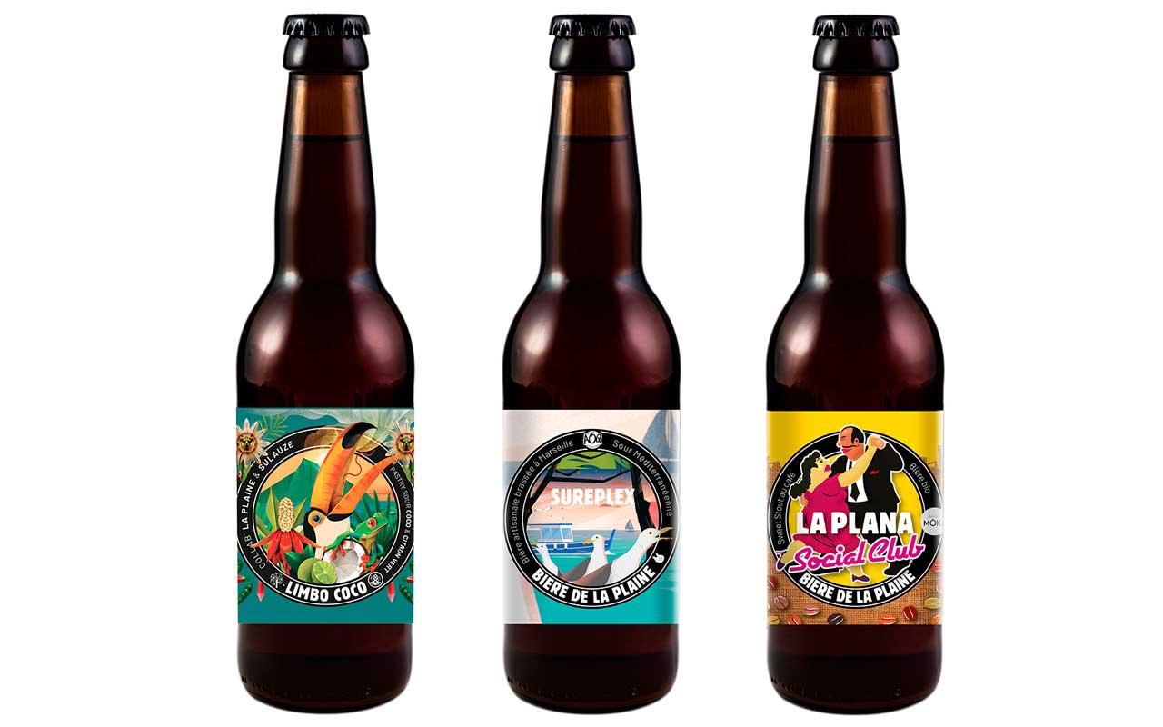 gamme colab bière de la plaine