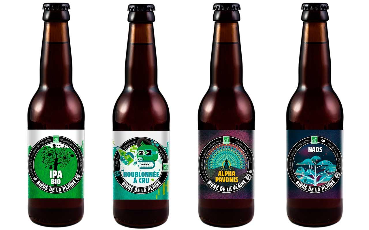 gamme houblonnée biere de la plaine
