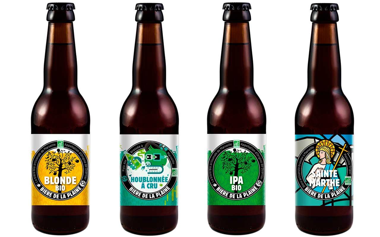 gamme permanente bière de la plaine