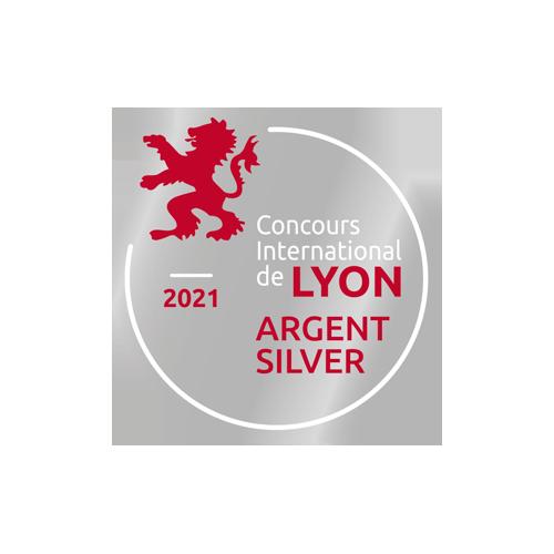 Concours International Lyon - Médaille argent 2021